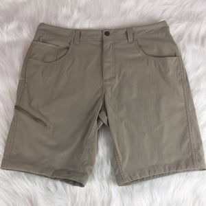 Royal Robbins Tan Shorts